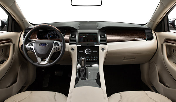2017 Ford Taurus LIMITED | Photo 3 | Dune Leather