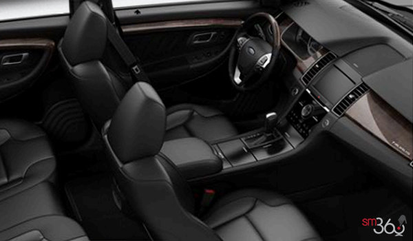 2017 Ford Taurus LIMITED | Photo 1 | Charcoal Black Leather