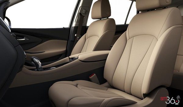 2018 Buick Envision Premium II | Photo 1 | Light Neutral/Ebony Accent Perforated Leather  (AR9-H36)
