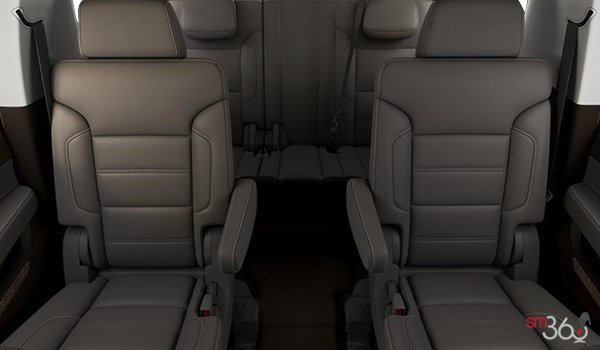 2018 GMC Yukon XL DENALI | Photo 2 | Cocoa/Dark Atmosphere Front Bucket seats Perforated Leather (H4W-AN3)