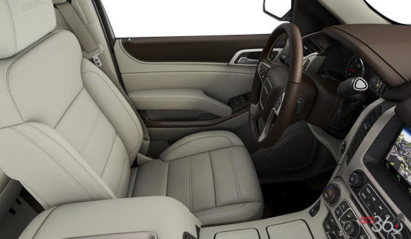 2018 GMC Yukon XL DENALI | Photo 1 | Cocoa/Shale Front Bucket seats Perforated Leather (H4Y-AN3)