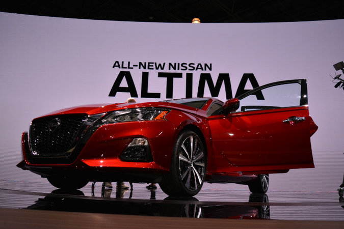 2019 Nissan Altima: now with AWD