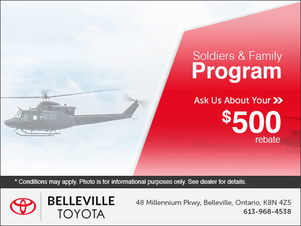 The Soldiers & Family Program