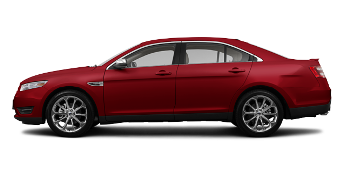 2017 Ford Taurus LIMITED | Photo 4 | Ruby Red Metallic