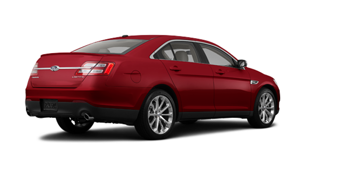 2017 Ford Taurus LIMITED | Photo 5 | Ruby Red Metallic