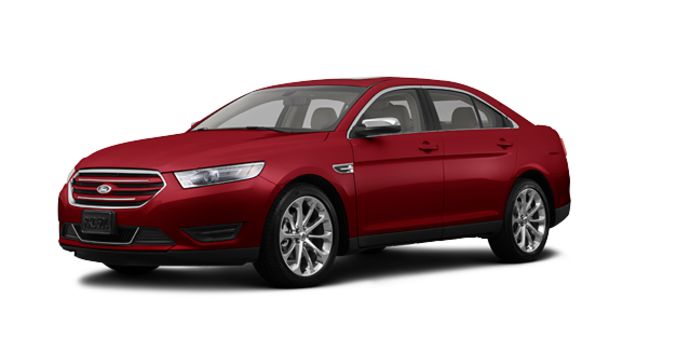 2017 Ford Taurus LIMITED | Photo 6 | Ruby Red Metallic