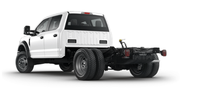 2018 Ford Chassis Cab F-550 XL | Photo 5 | Oxford White