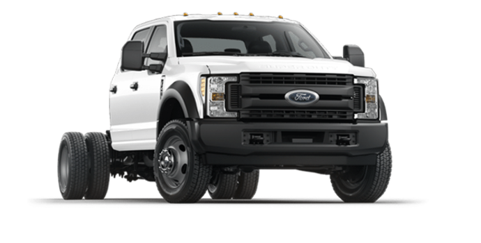 2018 Ford Chassis Cab F-550 XL | Photo 6 | Oxford White