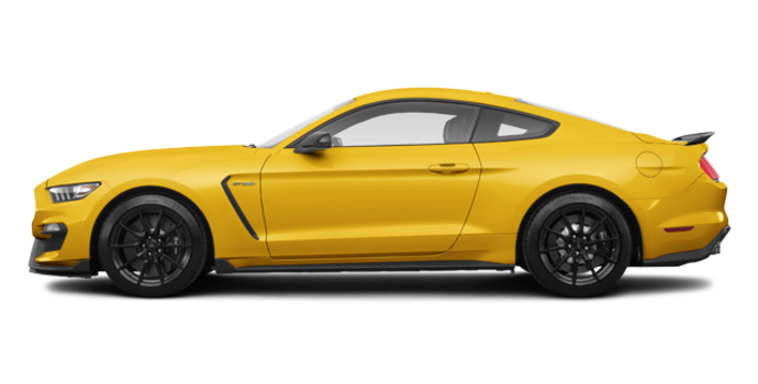 2018 Ford Mustang Shelby GT350 | Photo 4 | Triple Yellow Tri-Coat
