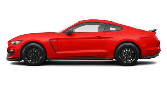 2018 Ford Mustang Shelby GT350 | Photo 4 | Race Red