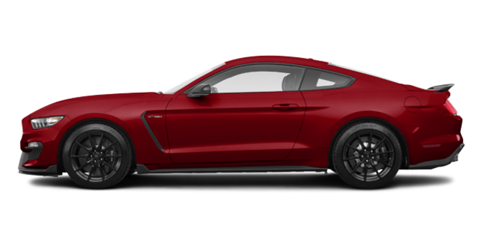 2018 Ford Mustang Shelby GT350 | Photo 4 | Ruby Red Metallic Tinted Clearcoat