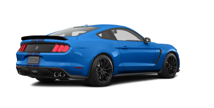 2018 Ford Mustang Shelby GT350 | Photo 5 | Lightning Blue Metallic