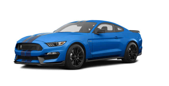 2018 Ford Mustang Shelby GT350 | Photo 6 | Lightning Blue Metallic