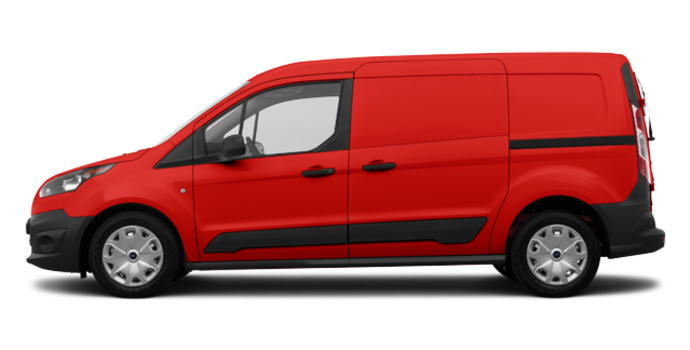 2018 Ford Transit Connect XL VAN | Photo 4 | Race Red