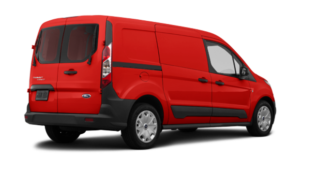 2018 Ford Transit Connect XL VAN | Photo 5 | Race Red