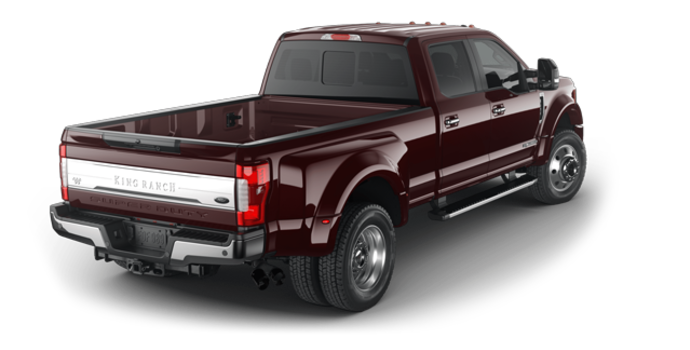 2018 Ford Super Duty F-450 KING RANCH | Photo 5 | Magma Red
