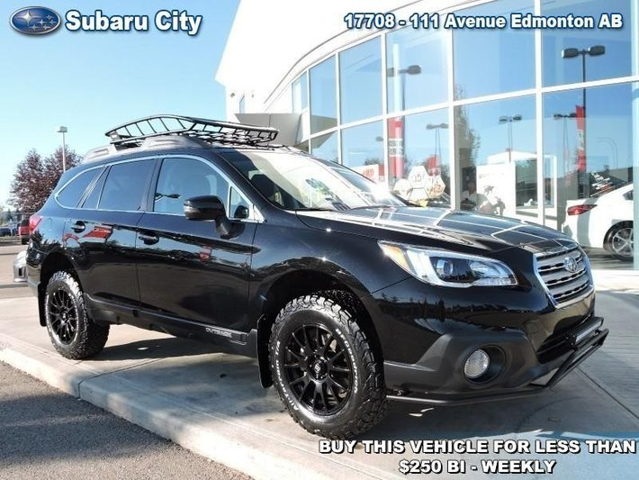 Subaru Outback Off Road >> 2017 Subaru Outback 2 5i Touring Special Edition Lifted Offroad Pkg
