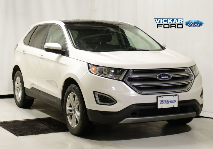 Ford Edge Sel Awd V Leather Panoroof Tech Pckg