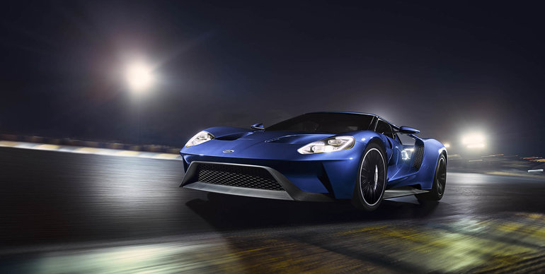 Ford Doubles GT Production