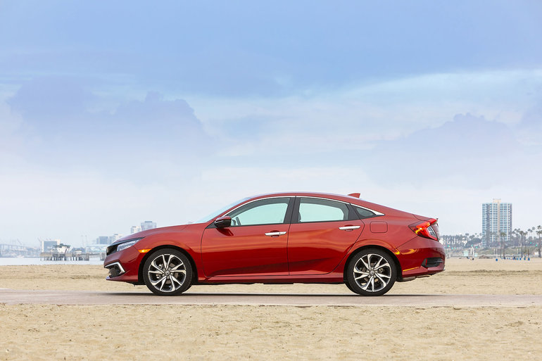 Three things to know about the 2019 Honda Civic