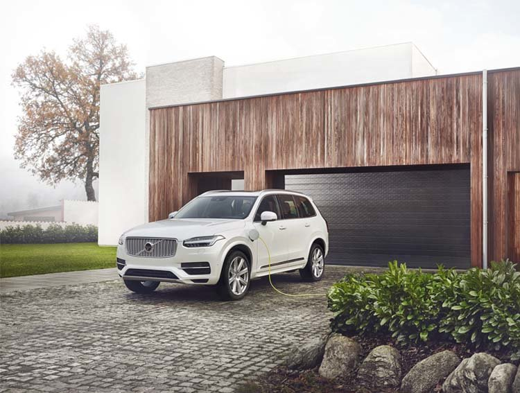 VOLVO HUNDRED PERCENT ELECTRIC