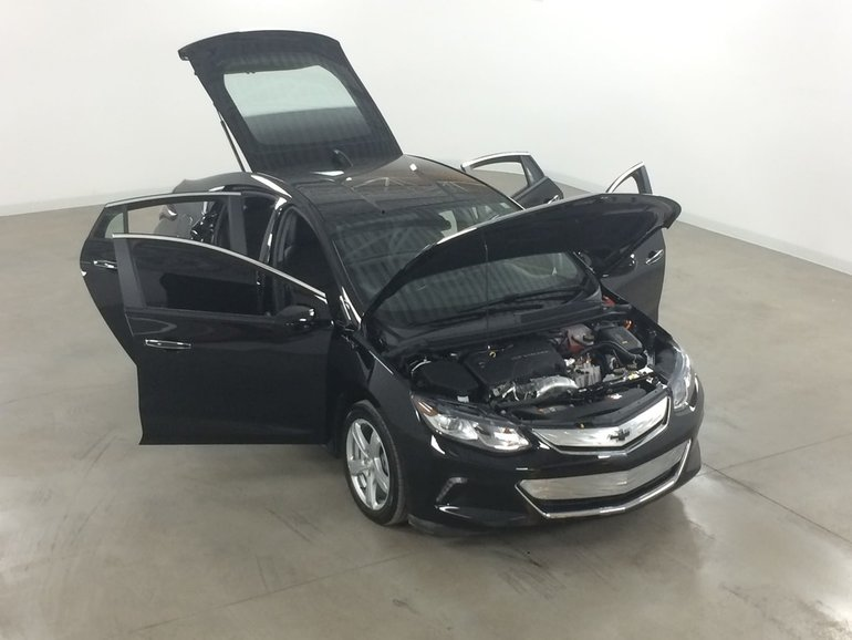Used 2018 Chevrolet Volt Electric Lt Cuirsieges Chauffantscamera