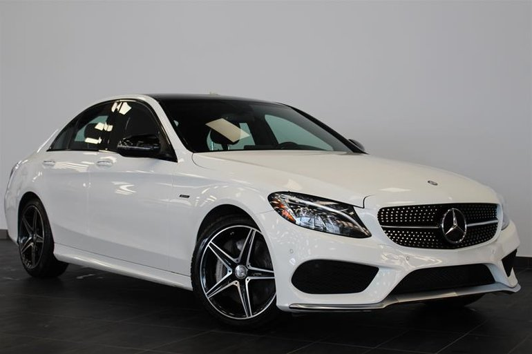 Pre Owned 2016 Mercedes Benz C450 Amg 4matic Sedan For Sale