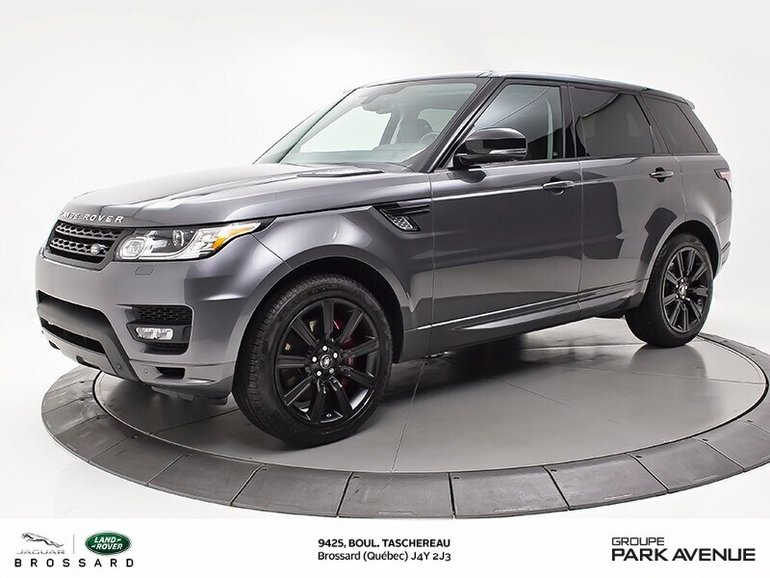 2015 Land Rover Range Rover Sport AUTOBIOGRAPHY   MAGS 21