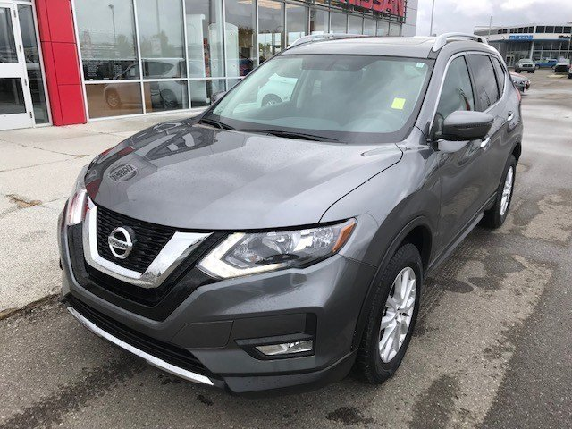Used 2017 Nissan Suv Awd Rogue Sv Mr Sv For Sale 258680