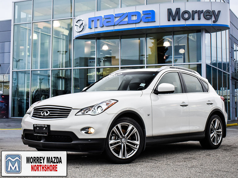 2015 Infiniti QX50 Premium Package. Local, only 33,000 km!