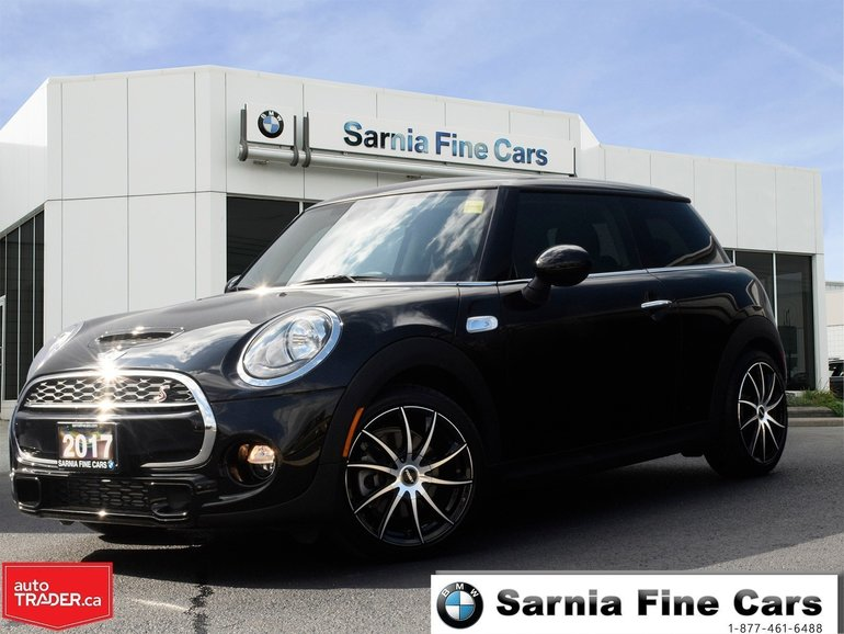 Used 2017 Mini Cooper Hardtop 20 Litre Turbocharged 189hp With 6spd