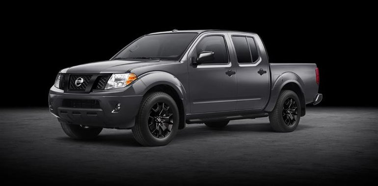 2019 Nissan Frontier Crew Cab SV Midnight Edition 4x4 at