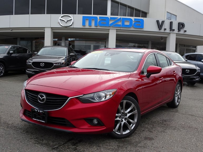 2015  Mazda6 GT Technology Package