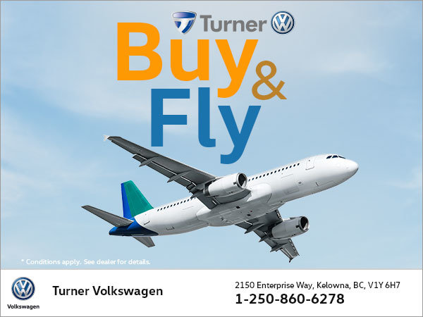 Turner Buy and Fly