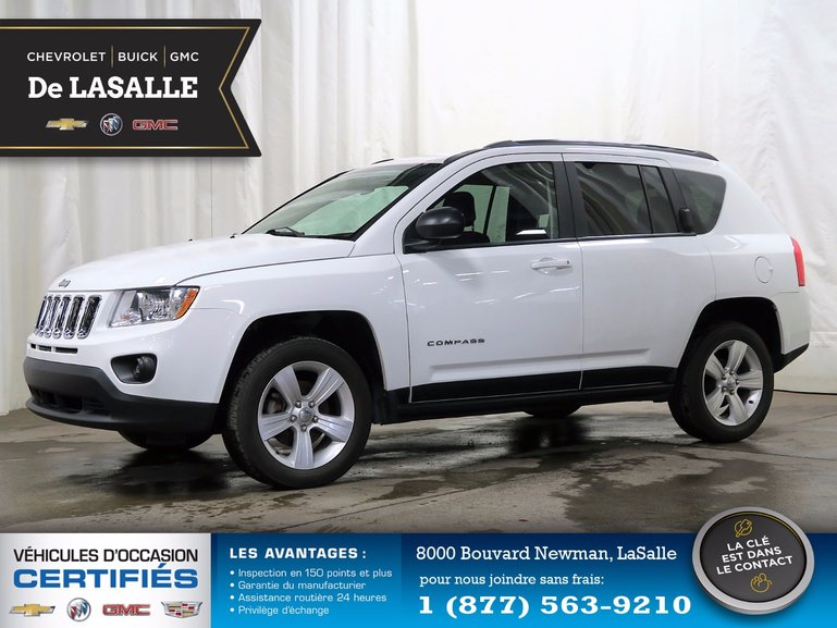 2013 Jeep Compass North 4WD  // CRUISE / A/C / FOG...