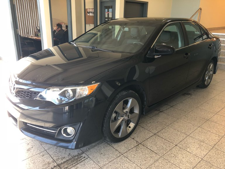 Toyota Camry SE - FIABILITÉ INCOMPARABLE! 2014