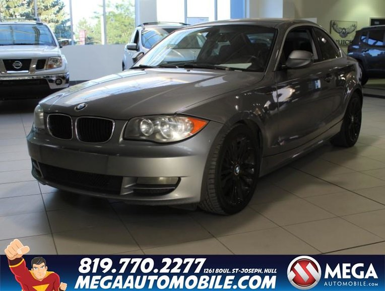 2010 BMW 128i CPE (SOLD AS IS)