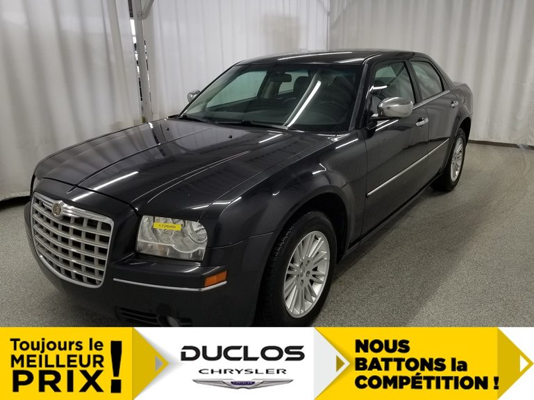 Chrysler 300 Touring*CUIR*MAGS 17*V6*RWD* 2010
