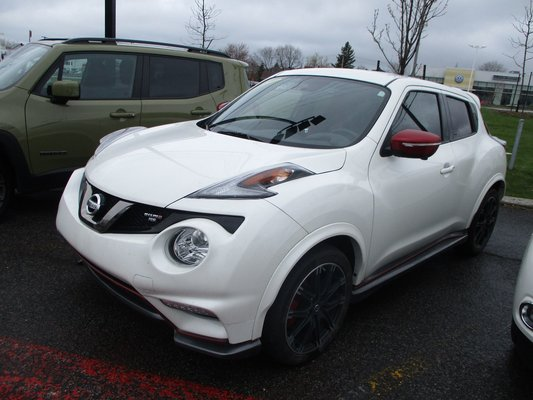 Used 2015 Nissan Juke Nismo Rs In Brossard Used Inventory Nissan