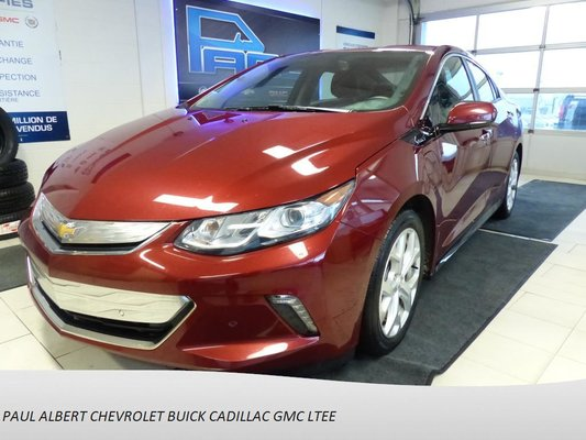 Used 2017 Chevrolet Volt 5dr Hb Premier In Chicoutimi Used